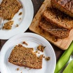 Zucchini Bread with Applesauce