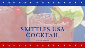 Skittles Cocktail