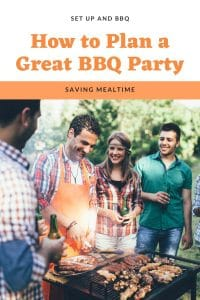 how to plan a great bbq