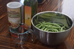 baked green beans ingredients