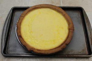 Cooled Lemon Pie