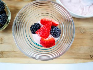 Fruit in Trifle