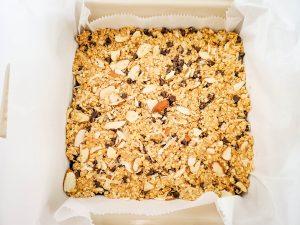 Mixture in Baking Pan