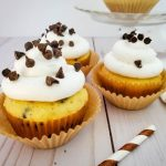 Super Easy Chocolate Chip Cupcakes