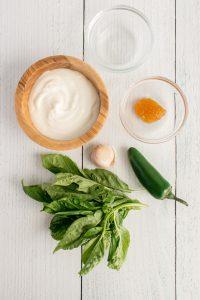 Cream Sauce Ingredients