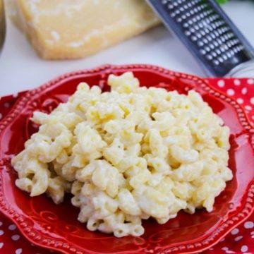 White Mac and Cheese