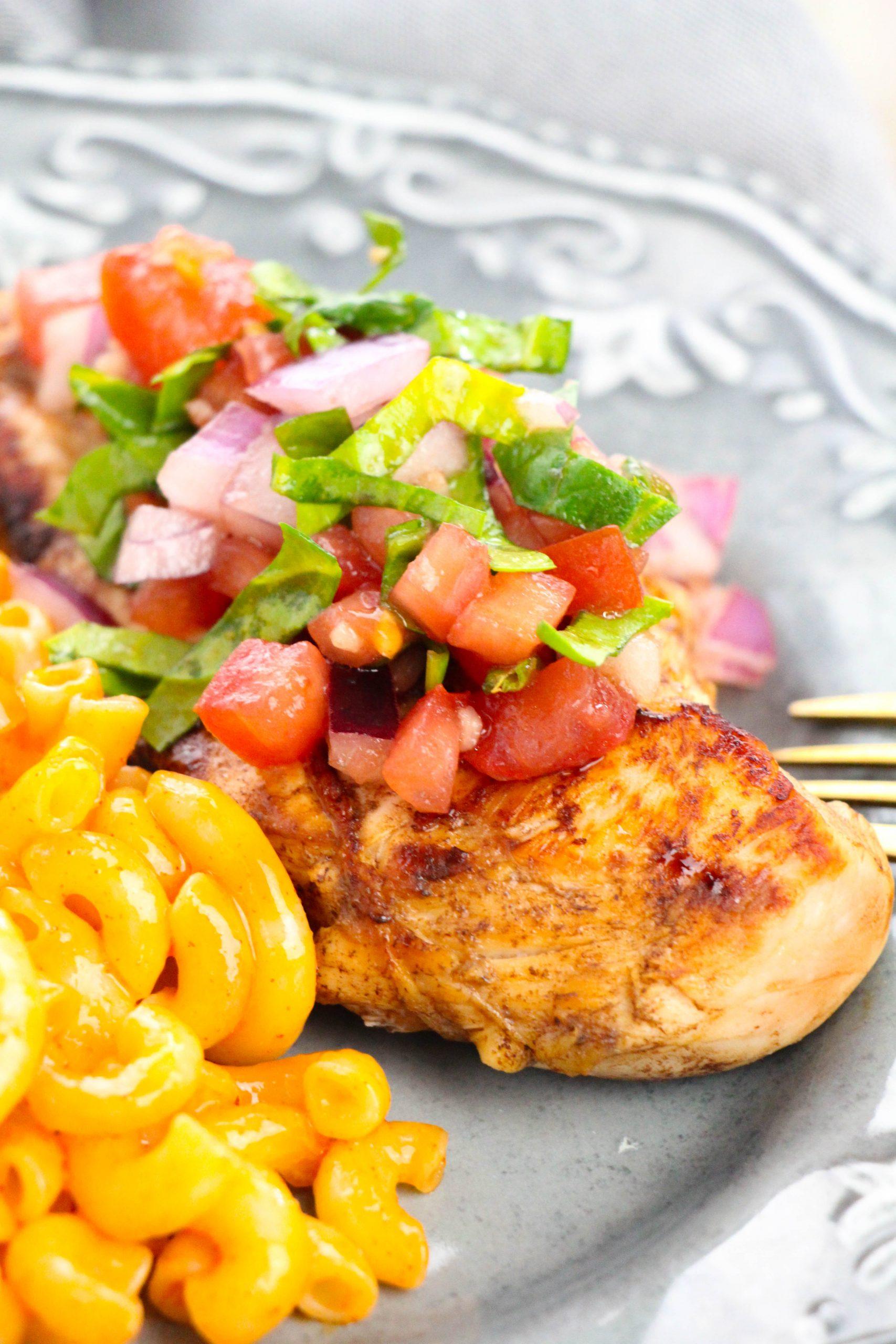 Bruschetta Chicken