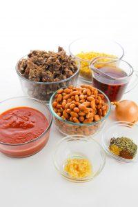Crockpot Chili Ingredients