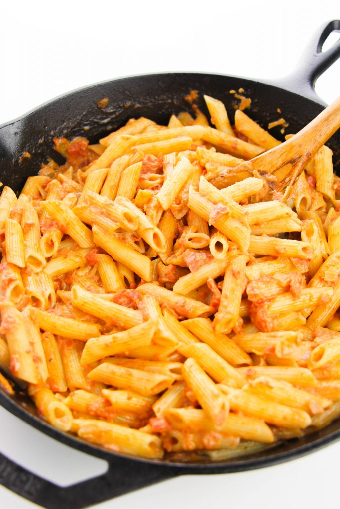 Penne Pasta in sauce